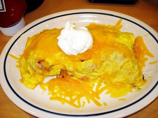 International House of Pancakes : IHOP Country Omelette
