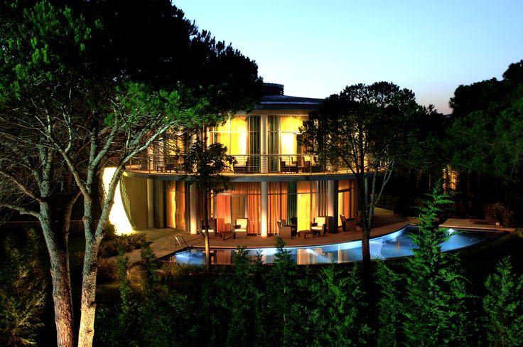 Superiror Villa General View