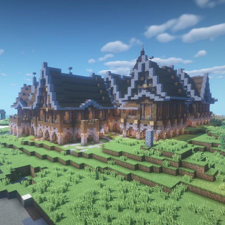 Häuser In Minecraft