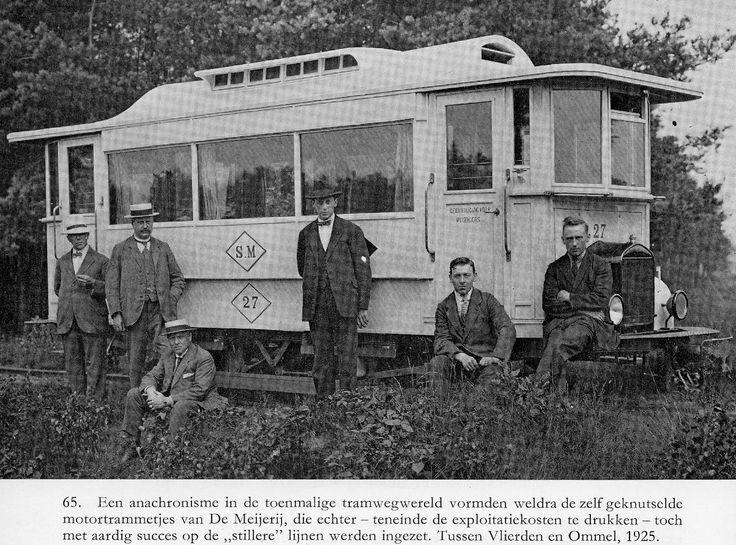 De tram van Asten via Vlierden naar Helmond. Klik op de afbeelding voor het verhaal!