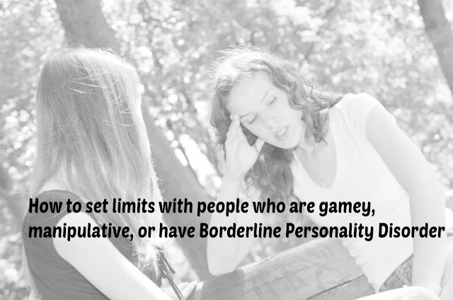 the symptoms and effects of borderline personality disorder The term 'borderline personality disorder the term 'borderline' doesn't describe the symptoms of bpd or but self-care has a powerful effect on people.