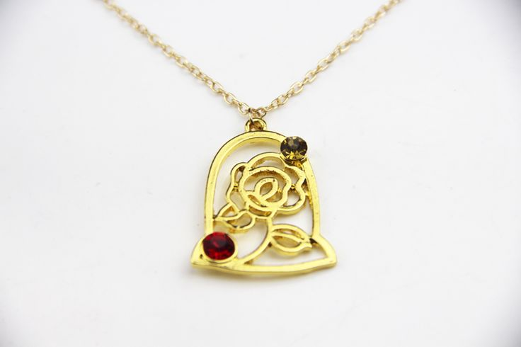 """""""Rose In Terrarium"""" Beauty And The Beast Pendant Necklace  Price: 1.70 & FREE Shipping  Get it here ---> https://thegiftscafe.com/zrm-fashion-jewelry-gold-charm-beauty-and-the-beast-necklace-rose-in-terrarium-pendant-necklace-men-women-gifts/ Like Our FB Page --> https://www.facebook.com/EazyDevices/  #wirelessdevices"""