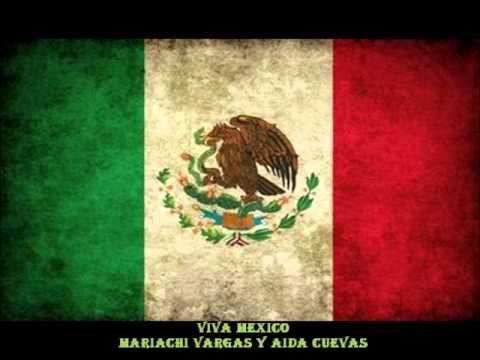 Clck para escuchar ♫♬♪ Viva Mexico!: Mariachi Vargas y Aida Cuevas ♪♬♫