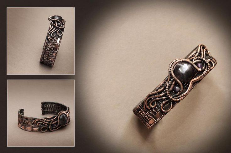 браслет с аметистами,размер 16 см-18см,3100