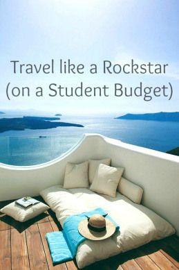 Travel Like a Rockstar (on a Student Budget!)