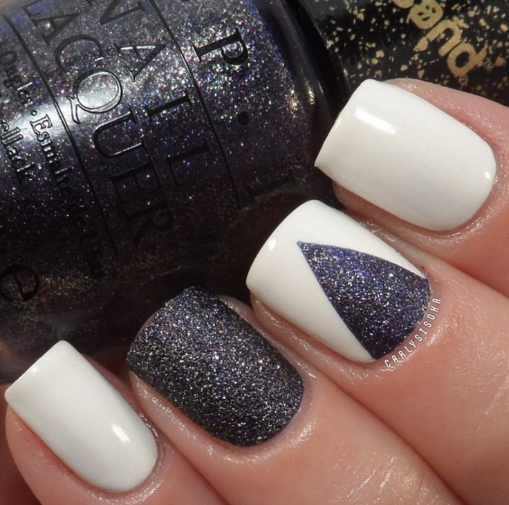 Love the pattern & white/liquid sand