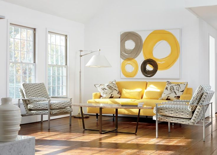 Modern Love Living Room Midcentury Style Is Marked By Verve And Imagination Striking In