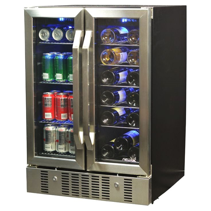 Tough Wine Coolers You Can Get On Amazon Custom Wine Cooler Desing Decor Metal Modern Awesome Free With Images Beverage Cooler Wine Coolers Drinks Beverage Fridge