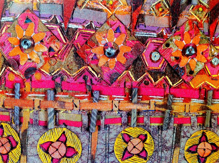 """""""New ideas in Fusing Fabric"""", written by Margaret Beal inspires you with creative cutting, bonding and mark making with the soldering iron, great textile art ideas! To source the book and the soldering iron contact burningissues@margaretbeal.co.uk"""