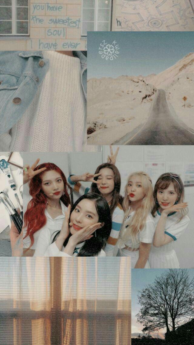 Pin By ゲオヴァナ On Kpop Wallpapers Red Velvet Velvet Wallpaper Velvet