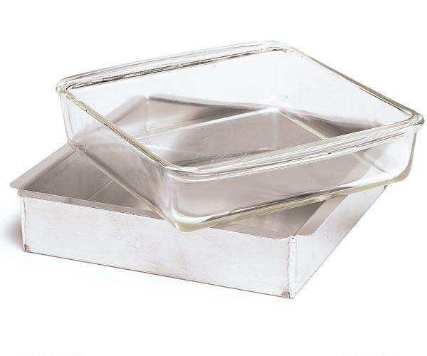 Glass Vs Metal Baking Pans Glass Baking Pan Baking Pans Glass