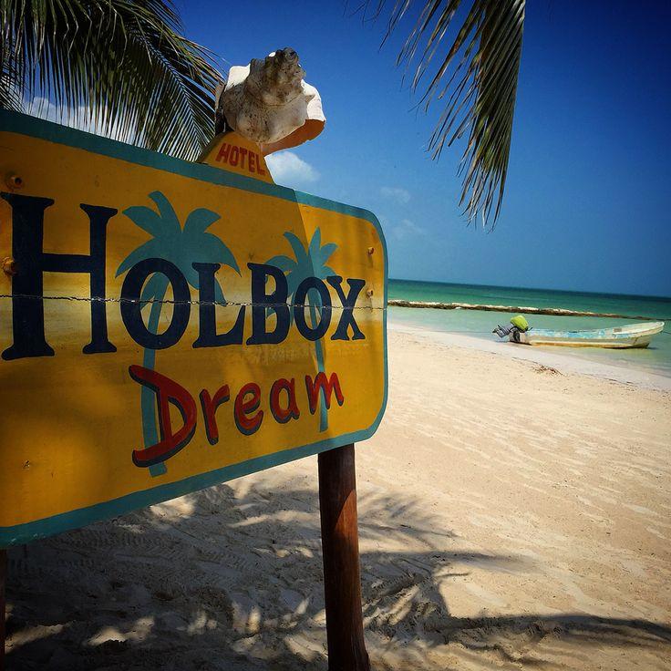 Hotel Holbox Dream lugar para descansar y romancear.