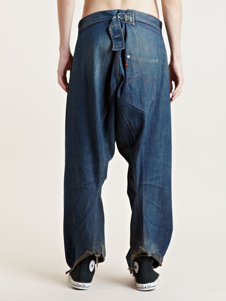 Levi's RED Archive Giant twisted back