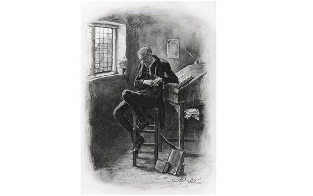 the characterization and imagery used in charles dickens novel great expectations Metaphors in great expectations it is worthy of remark in charles dickens's novels that emphasising his cunning and villainous character in example (2.