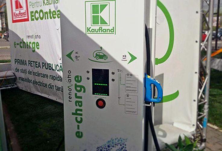Kaufland investeşte în maşini electrice