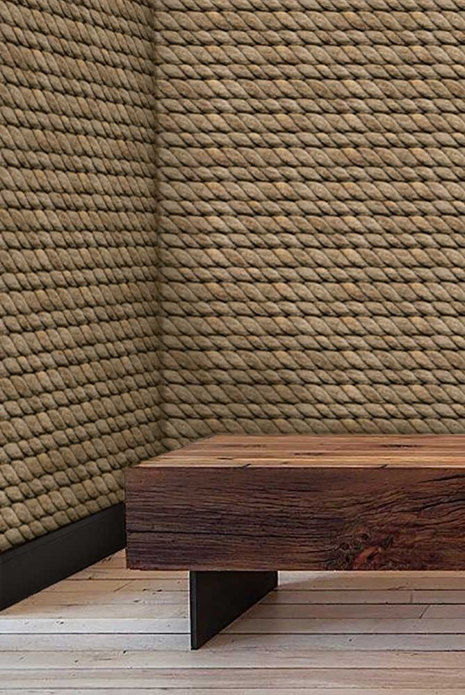 Hemp Rope - Eco-Friendly | Wallpaper in 2019 | Hemp, Wall ...