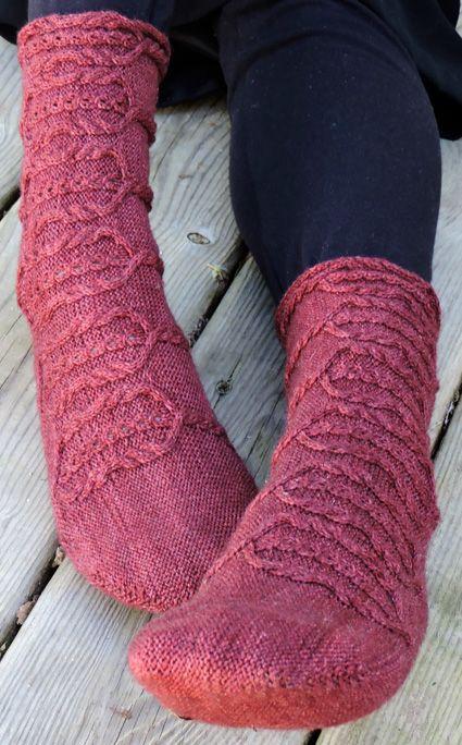 Socks of angst