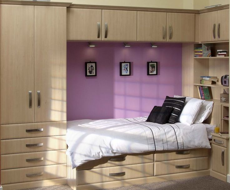 fitted teenagers bedroom - Fitted Bedroom Design