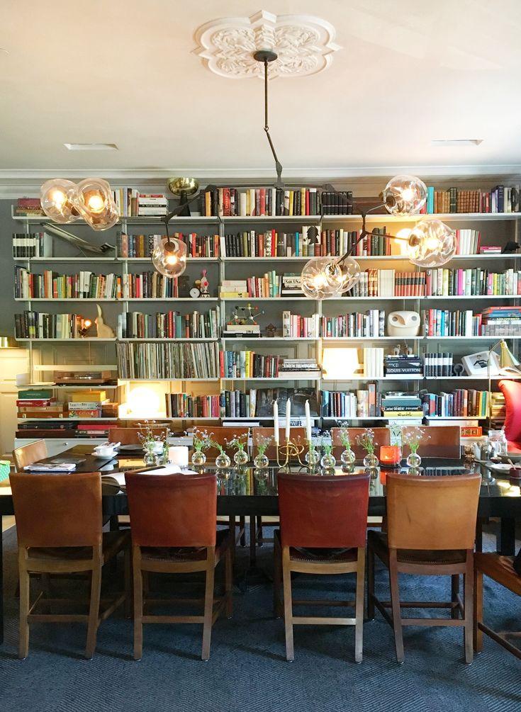 Favorite Stockholm Restaurants, Design Shops, and Hotels from Kapito Muller Photos | Architectural Digest