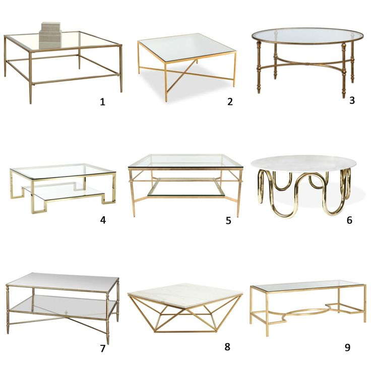 Save Or Splurge Brass And Glass Coffee Tables: Best 25+ Glass Coffee Tables Ideas On Pinterest