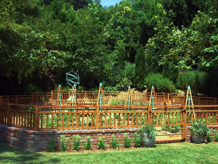 14 best images about landscape architect ideas on for The perfect vegetable garden