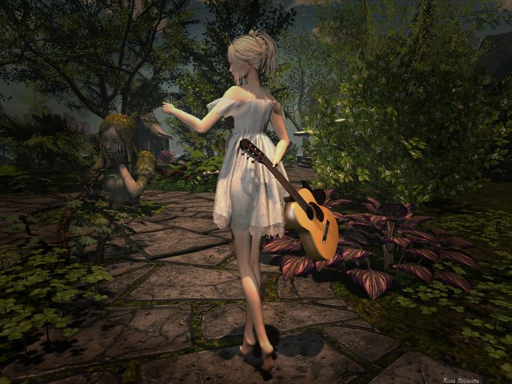 Sing for Me #SL #SecondLife #PourSLFemme #MISSSLFeed