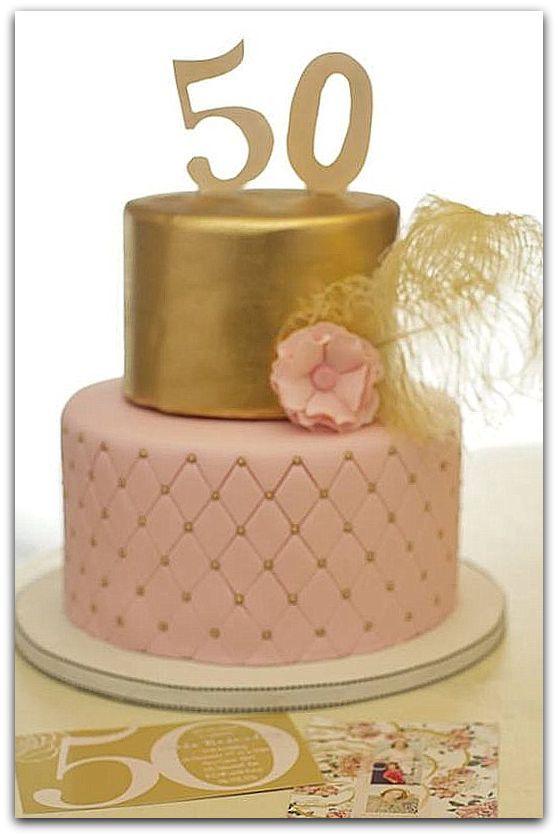 M s de 25 ideas incre bles sobre tortas para 50 a os solo - Ideas 50 cumpleanos ...