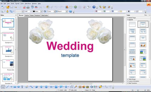 How to get free templates for Open Office