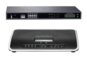 CENTRALA VOIP GRANDSTREAM UCM 6202 - Elastyczna i wydajna centrala VoIP oparta na Asterisku