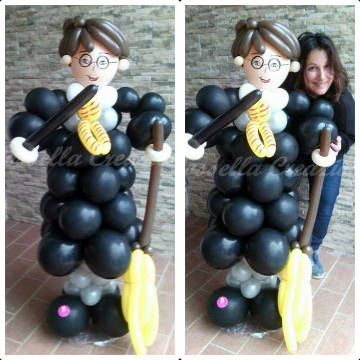 Harry Potter balloon character Harry potter balloons