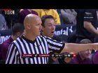 awesome Alabama vs Minnesota play a 3 on 5 college basketball game