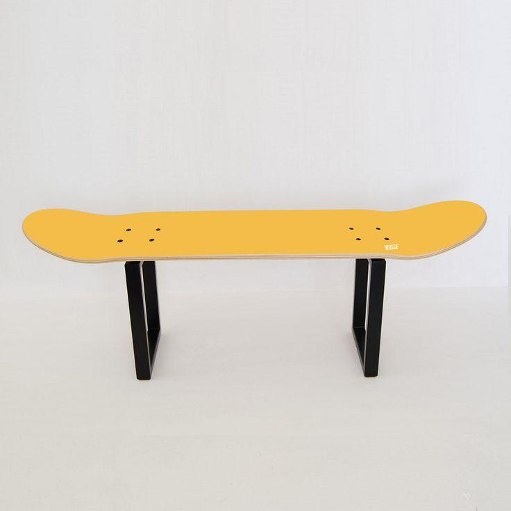 The 25 Best Skateboard Furniture Ideas On Pinterest