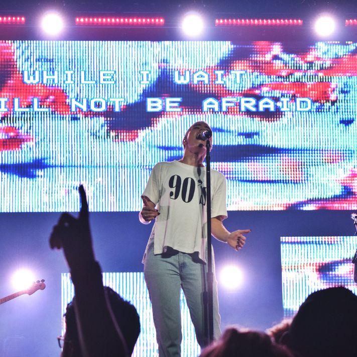 Taya Smith, Hillsong UNITED 7/21/17 Bethel Church, Redding   #worshipu2017 #hillsongunited
