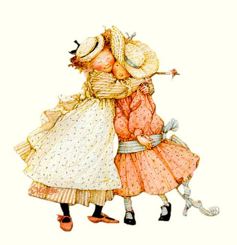 Holly Hobbie | Holly Hobbie, Amigas