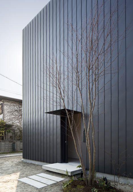 ant house - makinohara - ma-style atsushi kawamoto + mayumi dawamoto - 2012 - entrance