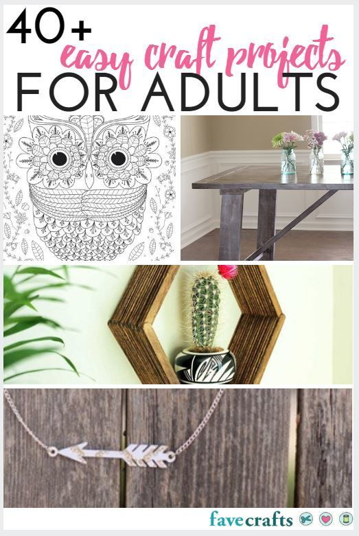 The 372 best images about new craft ideas on pinterest for Home decor craft ideas for adults tutorial