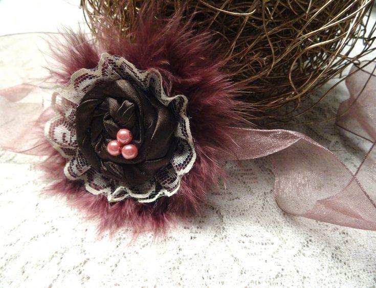Haarbänder - Baby Haarband Accessoire Newborn Fotoshooting Prop - ein Designerstück von MONICCI_Handmade_Props bei DaWanda