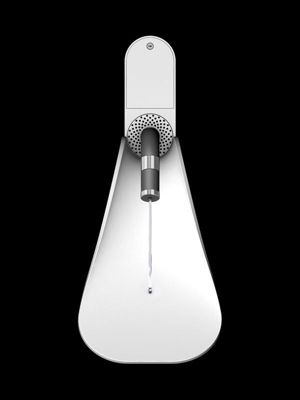 """drinking fountain """"Lotus"""" on Industrial Design Served"""