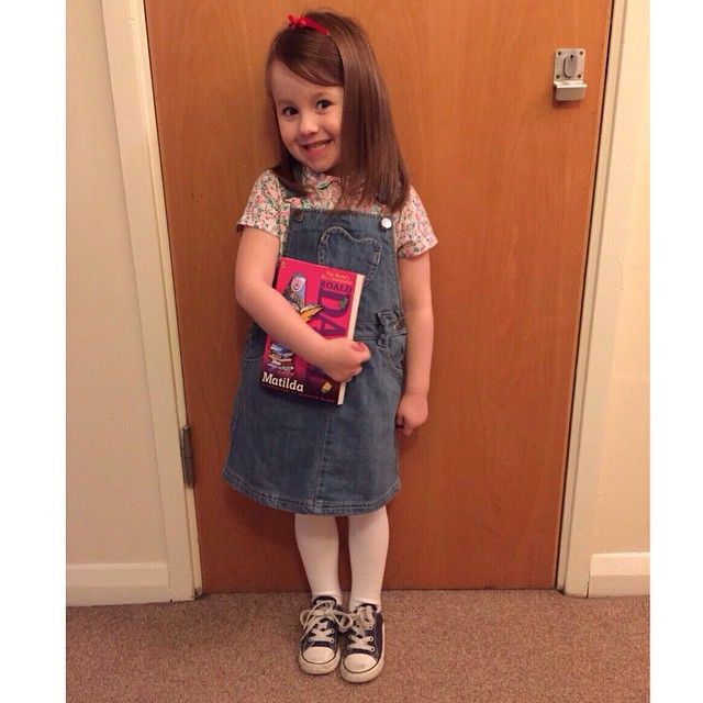 World Book Day 2016: 14 Easy Costume Ideas For Children Dressing Up As Story Characters | The Huffington Post