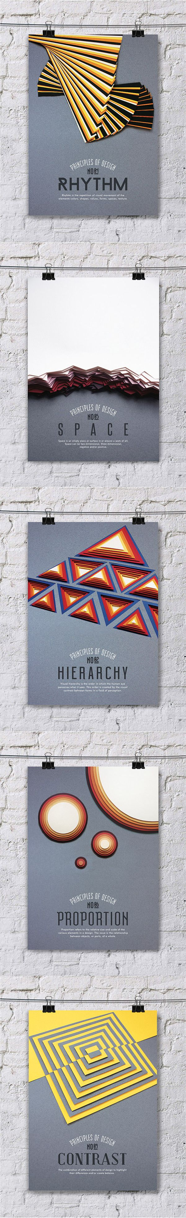 Poster design layout principles - Find This Pin And More On Layout Ideas Principles Of Design Poster
