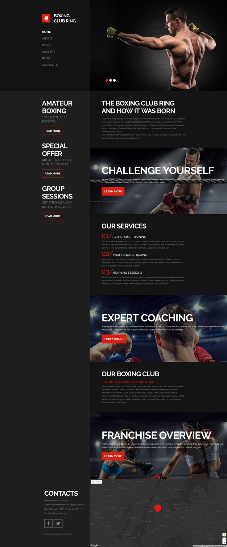 More than website templates available Choose your