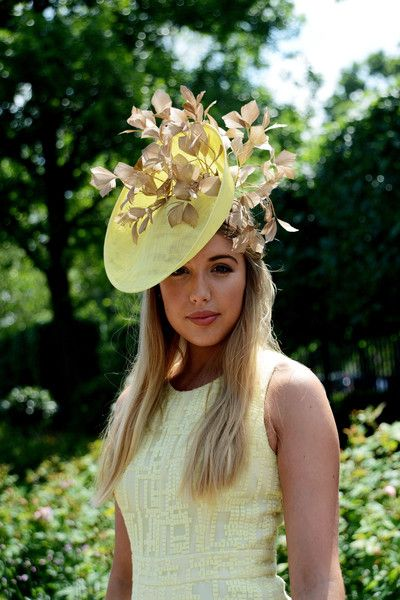 Royal Ascot 2015 - Fashion, Day 1