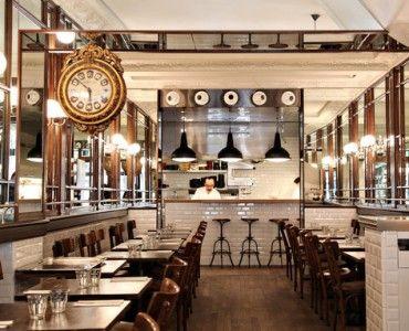 Open Restaurant Kitchen Designs die besten 25+ offene küche restaurant ideen nur auf pinterest