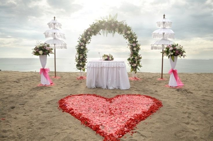 ślub na Bali
