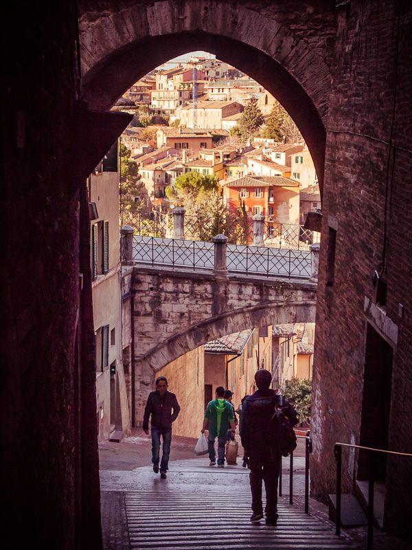 Perugia, Umbria Italy