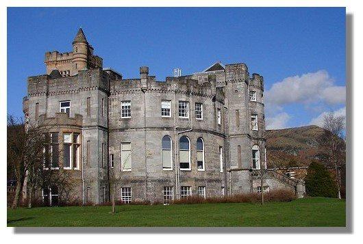 Airthrey Castle, Bridge of Allen, Scotland.....my Dad was born here May 14, 1943