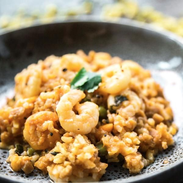 Prawn and Vegetable Risotto 400g