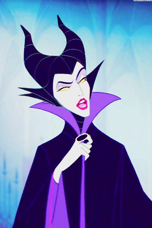 Maleficent - slepping beauty - disney wallpaper