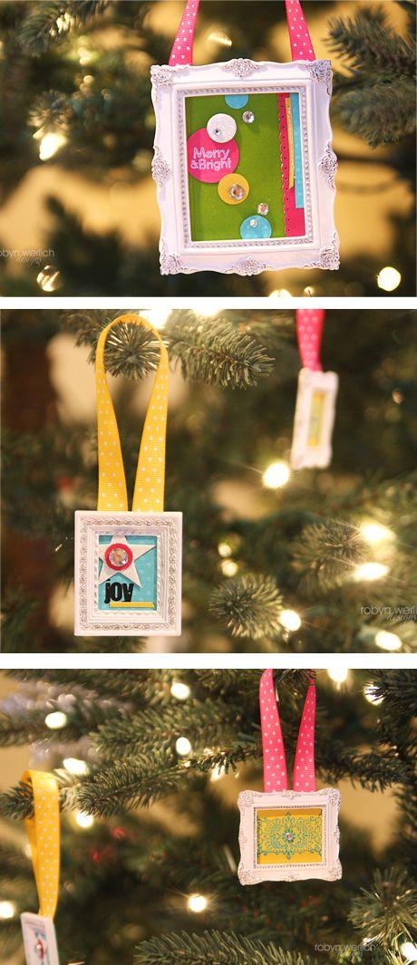 12 best Christmas ornament ideas images on Pinterest | Christmas ...