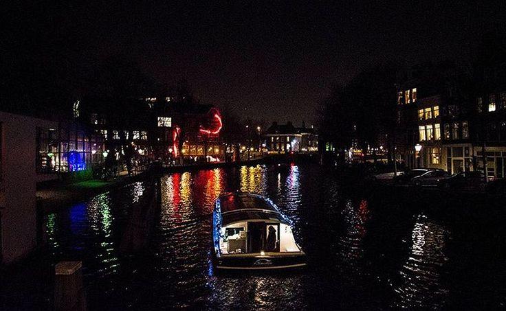 Amsterdam Light Festival - Instagram @Stadsblogger